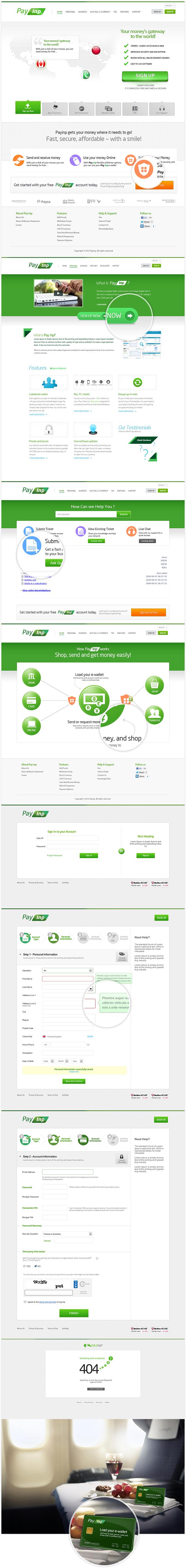 payinp Design Detail